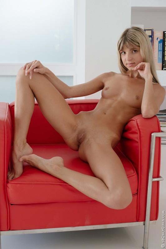 in her ass – Teen