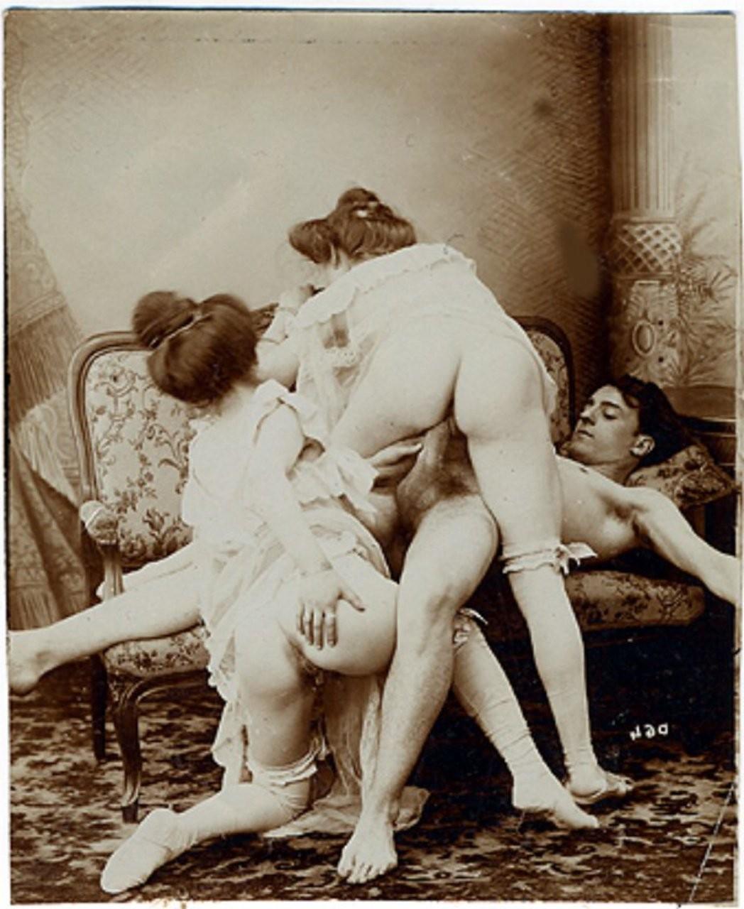 gorilla spanks womans ass – Lesbian